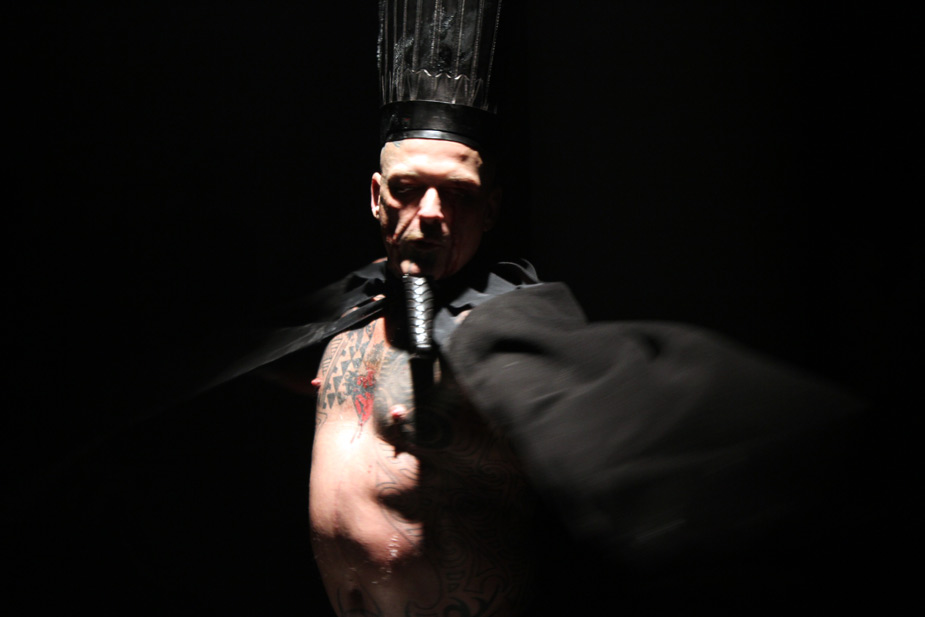 RON ATHEY 01.31.14 photo by ROSA GAIA SAUNDERS