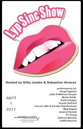 THE LYP SINC SHOW april 1st 2011