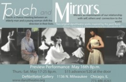 TOUCH and MIRRORS