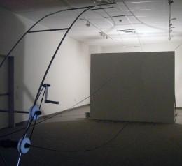 SHIFT installation view
