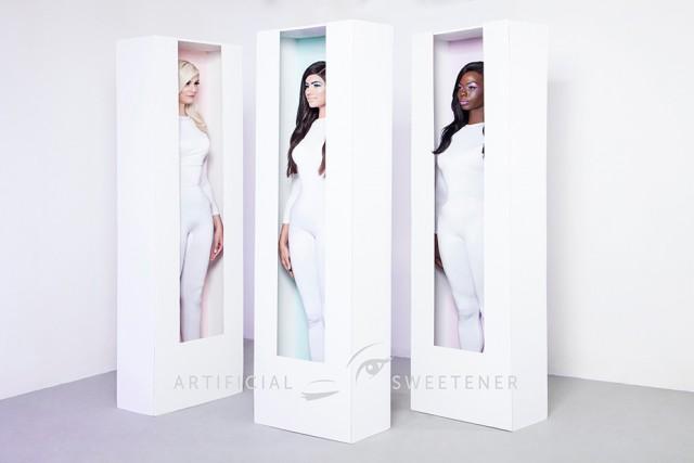 Da'Niro Elle as Artificial Sweetener Stefanie Parkinson
