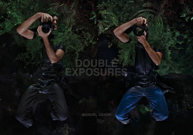 Hugo Glendinning and Manuel Vason, Double Exposures, London 2013