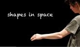 shapes in space | Eunjin Choi