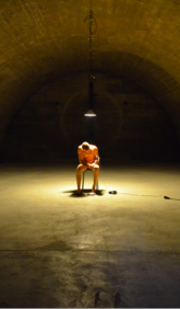 Jeremy Pauly | Still from Video Performance - B05 | Montabaur, Germany 2013