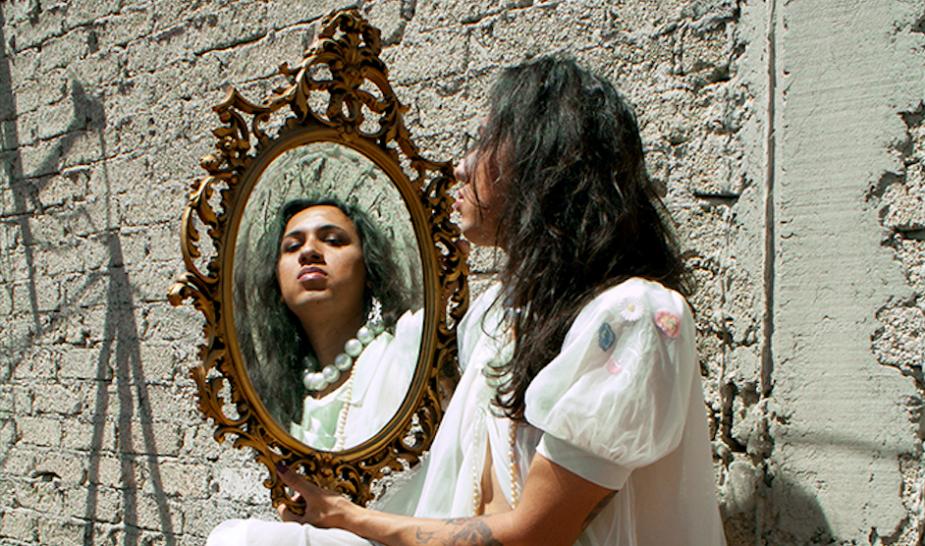 Nayla Marina Mondragon | transchanga | No Tengo Pechos pero tengo Corazon | Photo Aldo Hinojosa2019
