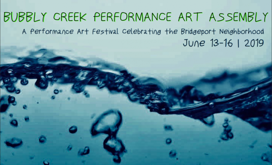 Bubbly Creek Performance Art Assembly | dfbrl8rdfbrl8r