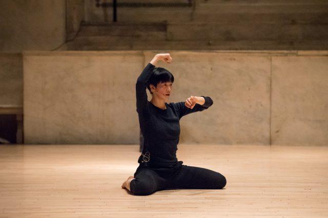 Eunjin Choi, Goya, Photo courtesy of the artist